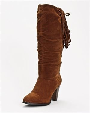 Rampage Ishmael Suede Boots
