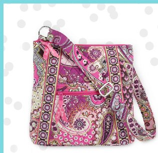 Hipster in Very Berry Paisley