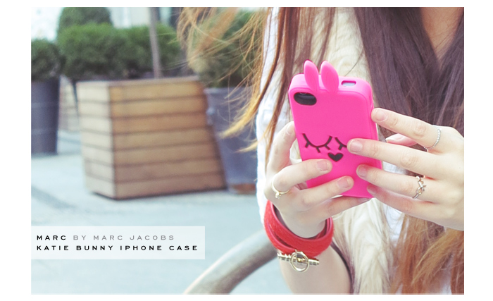 Marc by Marc Jacobs | Katie Bunny iPhone Case