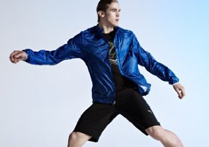 The Active Man: Track Jackets, Hoodies & More