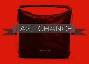Last Chance Handbags Blowout