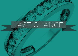 Last Chance Gold Jewelry Blowout