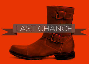 Last Chance Mens Shoes Blowout