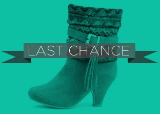 Last Chance Womens Shoes Blowout