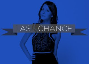 Last Chance Womens Apparel Blowout