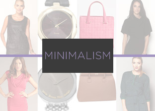 Shop the Trend: Minimalism