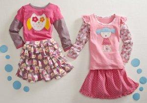 Girls Dresses & Sets by Baby Lulu
