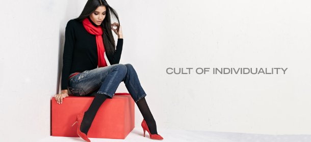CULT OF INDIVIDUALITY, Event Ends January 9, 9:00 AM PT >