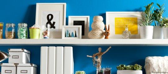 Resolve to Get Organized:Chic Storage Essentials