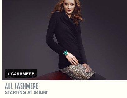All Cashmere