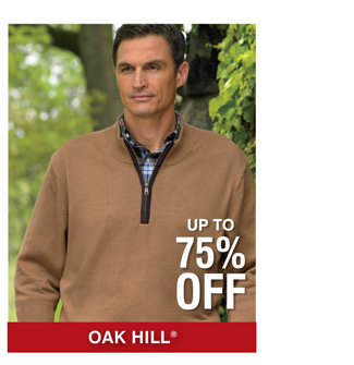 Shop All Oak Hill Designer Clearance