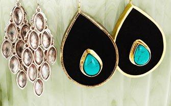 Earrings by Bansri Blowout  - Visit Event