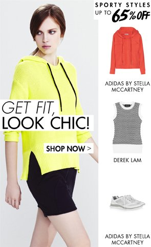 SPORTY STYLES UP TO 60% OFF=