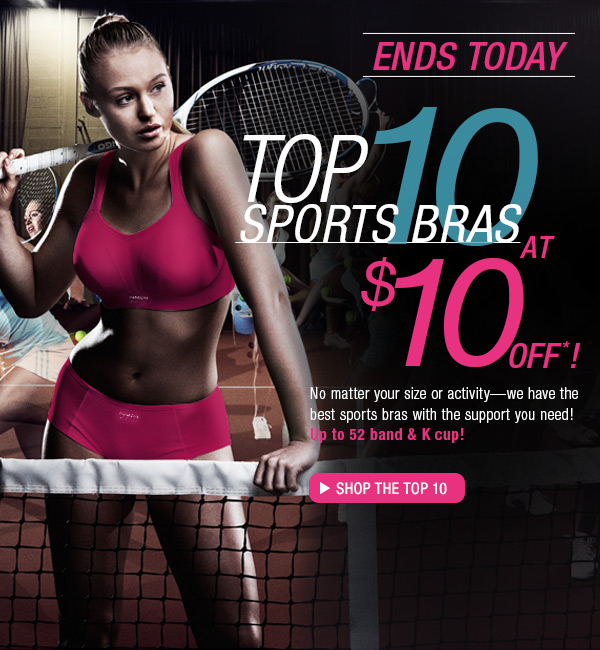 Shop Top Sports Bras