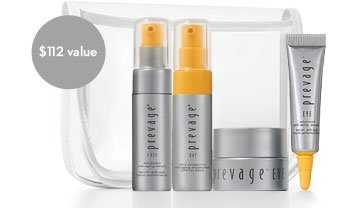 TODAY ONLY: Try PREVAGE® Anti-aging Skin Care - FREE + free shipping with any $50 order. $112 value.