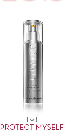 I will PROTECT MYSELF. PREVAGE® Anti-aging Daily Serum. Helps shield skin from environmental assaults and intercepting future signs of aging. SHOP NOW.