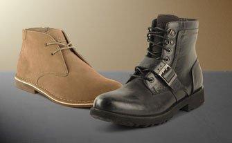 Andrew Marc Footwear - Visit Event
