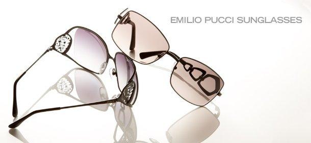 EMILIO PUCCI SUNGLASSES, Event Ends January 12, 9:00 AM PT >