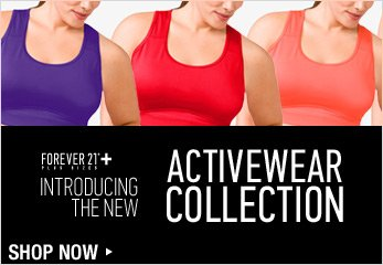 The 2013 Activewear Collection - Shop Now