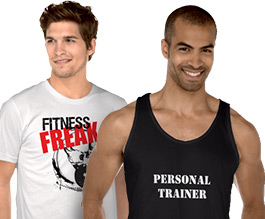 20% Off Men's Fitness Apparel