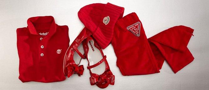 Rockin' Red