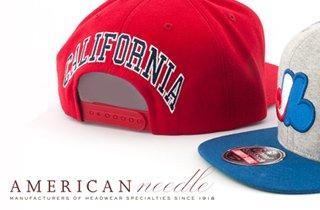 American Needle Hat