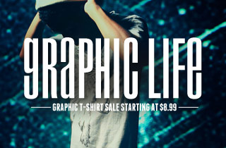 Graphic Life: T-Shirt Sale