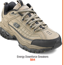 Skechers® Energy Downforce Sneakers