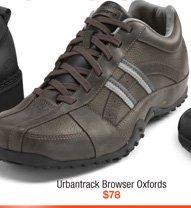 Skechers® Urbantrack Browser Oxfords
