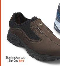 Skechers® Stamina Approach Slip-Ons