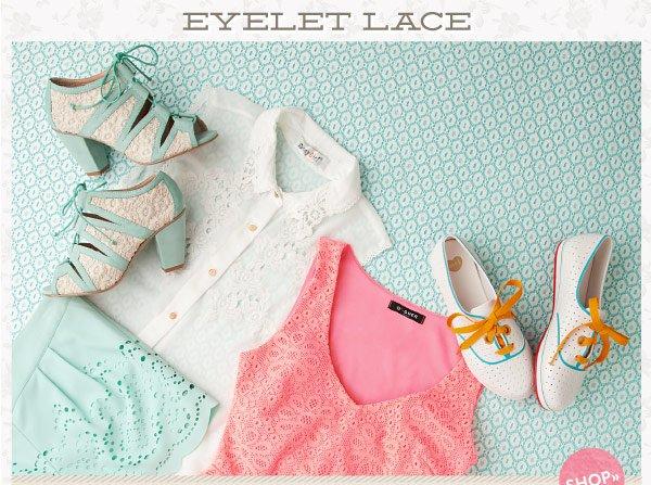 Eyelet Lace