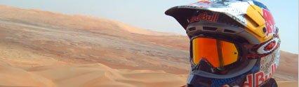 FMX Star Ronnie Renner Explores Arabic Borderlands in Latest Webisode