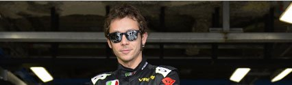 """MotoGP Superstar Valentino """"The Doctor"""" Rossi Smokes Monza Rally Show, Tops World-Class Drivers"""