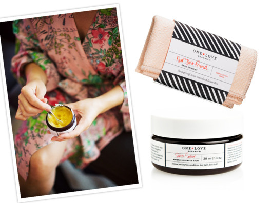 3-in-1 Beauty Balm + Shammy Cloth from Pati Dubroff