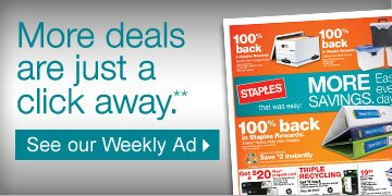 More  deals are just a click away (**). See our Weekly Ad.