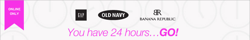 ONLINE ONLY | You have 24 hours... GO!