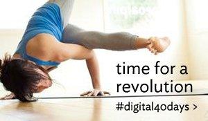 digital 40 day yoga challenge