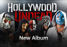 Hollywood Undead - New Album