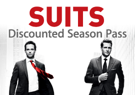 Suits - Discounted Season Pass