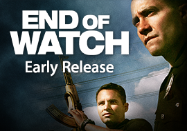 End of Watch - Early Release