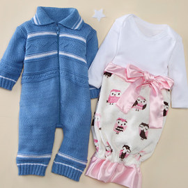 Luxe Layette: Infant Apparel