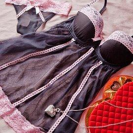 Be My Valentine: Accessories & Intimates