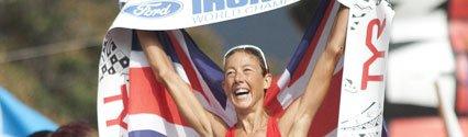 Four-Time Ironman World Champion Chrissie Wellington Retires