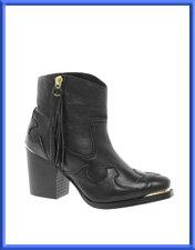 ASOS ACAPELLA Western Boots