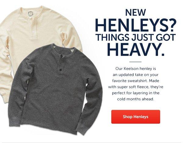 Shop Henleys