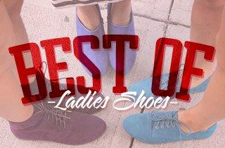 Best of Ladies Shoes