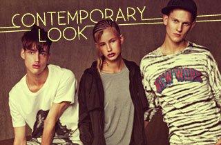 Contemporary Look