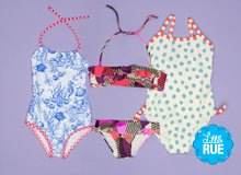 OndadeMar Girls' & Babies' Swimwear