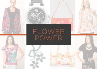 Shop the Trend: Flower Power