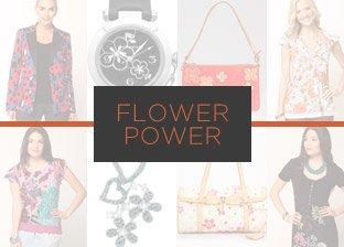 Shop the Trend: Flower Power